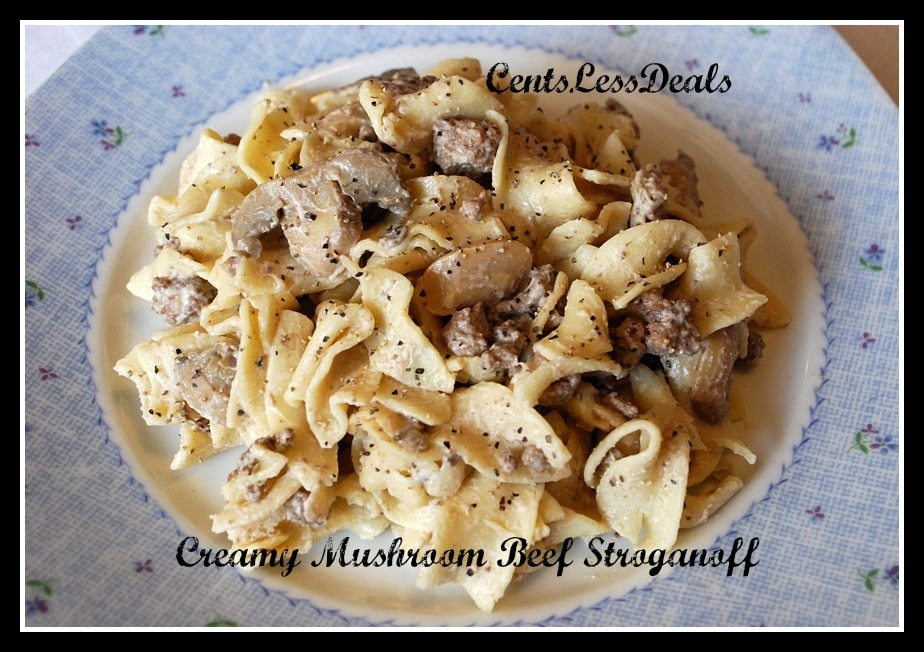 soup improved mushroom stroganoff soup improved recipes dishmaps ...