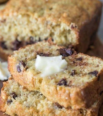 Cake Mix Banana Bread (Video)