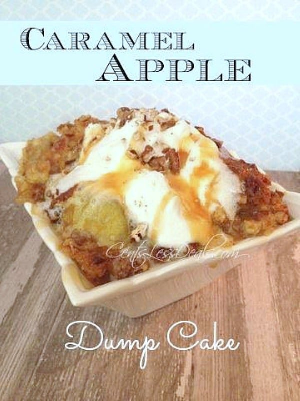 Dump Cake Recipes With Yellow Cake Mix
