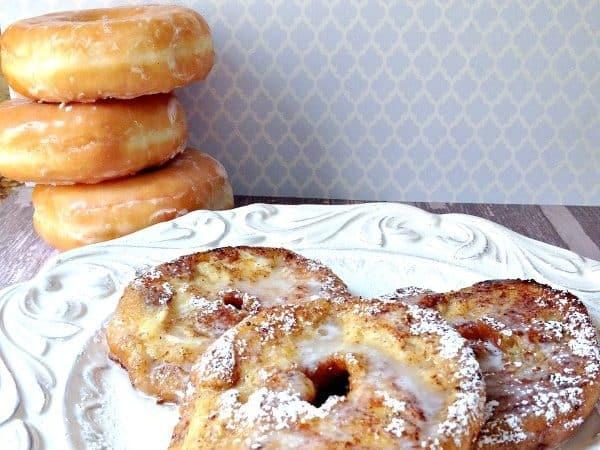 Glazed Donut French Toast recipe