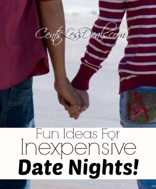 Fun and inexpensive date night ideas