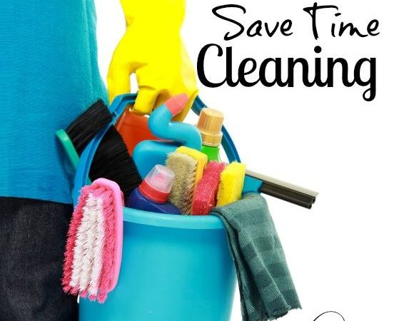 How to save time when cleaning the house