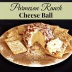 parmesan ranch cheese ball