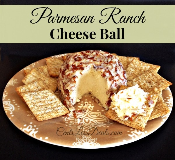 parmesan ranch cheese ball