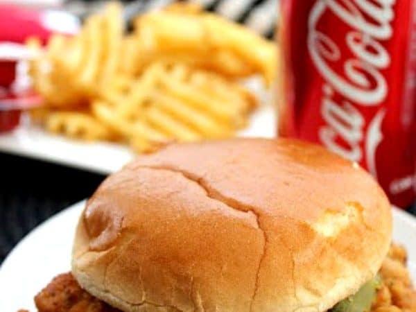 Copycat Chick-fil-A Sandwich recipe