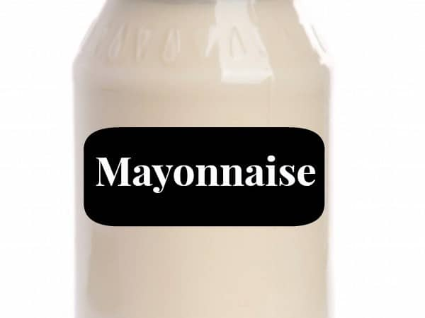 Surprising Uses for Mayonnaise