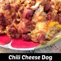 chili cheese dog casserole