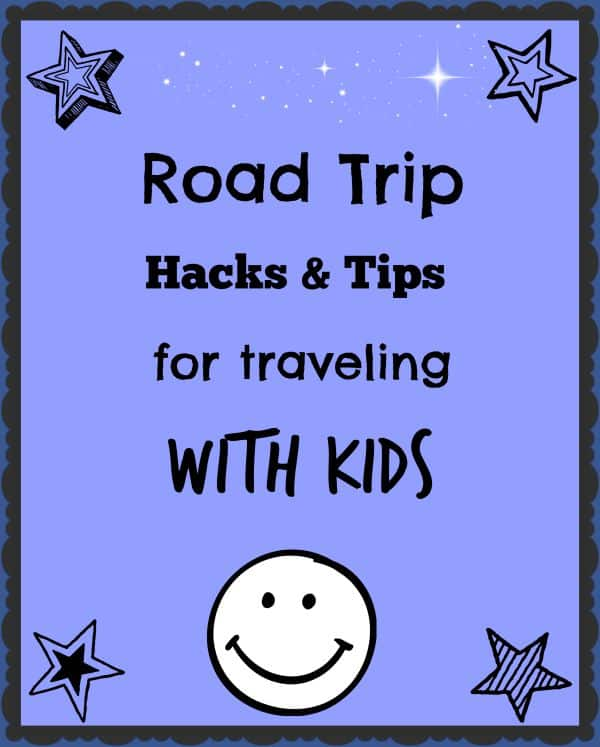 road trip tips for traveling with kids