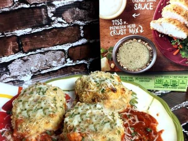 3 Cheese Chicken Roll-Ups recipe! Easy weeknight meal idea!