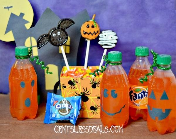 monster pops and jack o lanterns