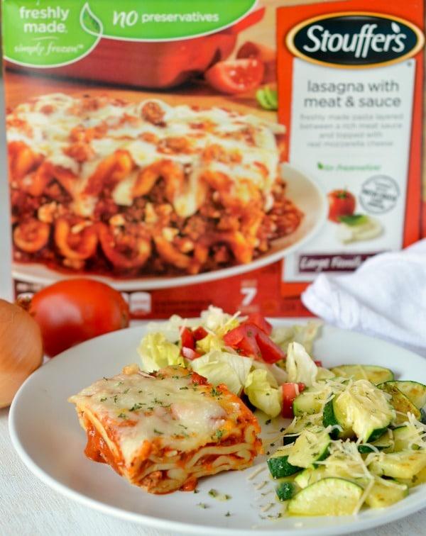 STOUFFER'S® lasagna