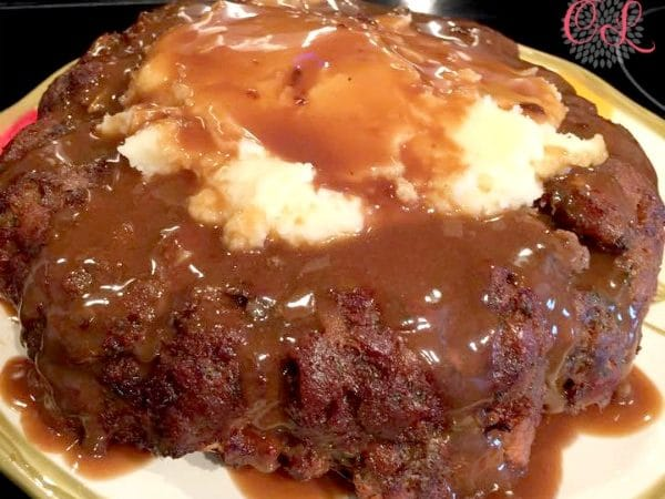 Easy StoveTop Stuffing Meatloaf recipe
