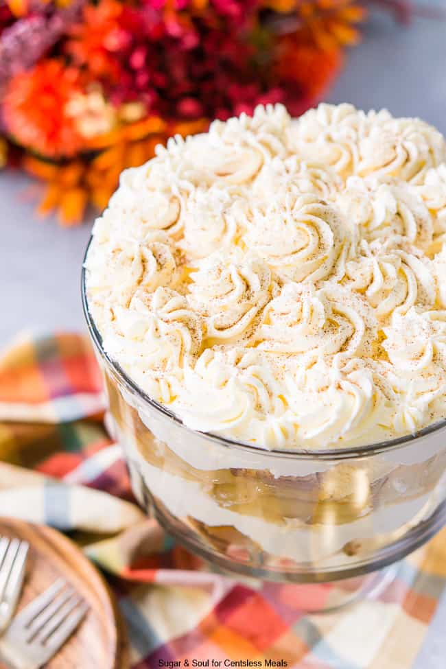 Caramel Apple Trifle Centsless Deals