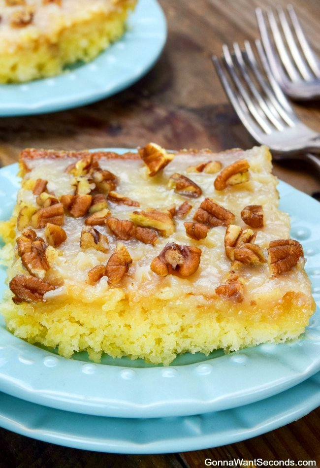 Pineapple Sheet Cake