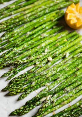 asparagus side dish recipes
