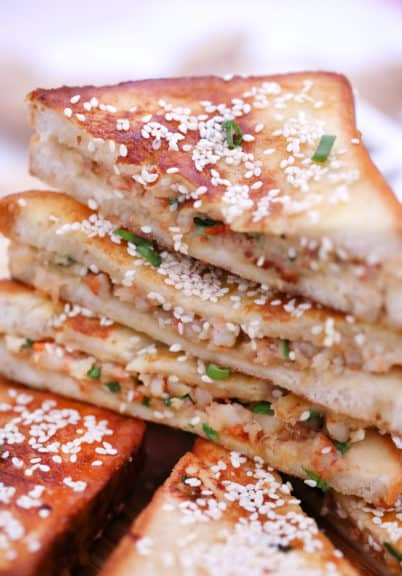 Chinese Shrimp Toast
