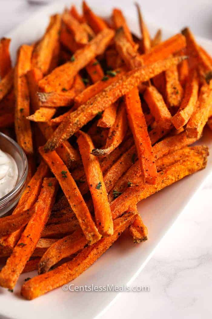 Sweet Potato Fries Easy Full Of Flavor Centsless Meals