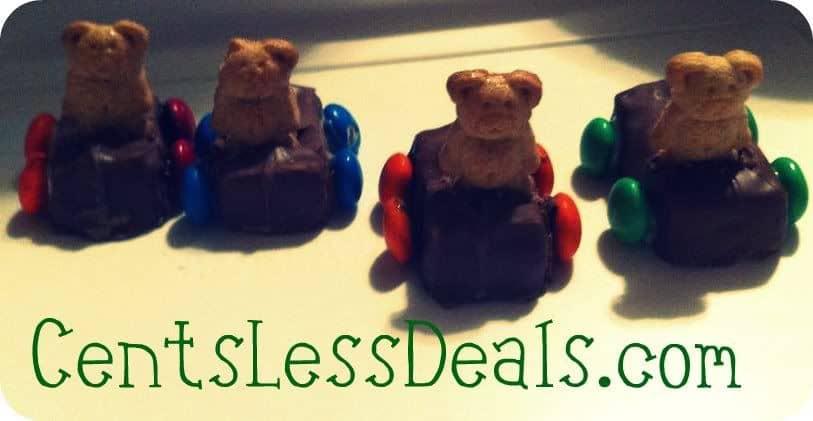 Teddy racers